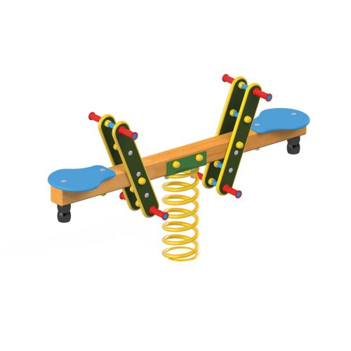 Seesaw on Spring - 3107EPZ
